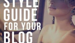 How to Create a Style Guide for Your Blog or Brand