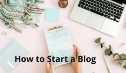 how-to-start-blog