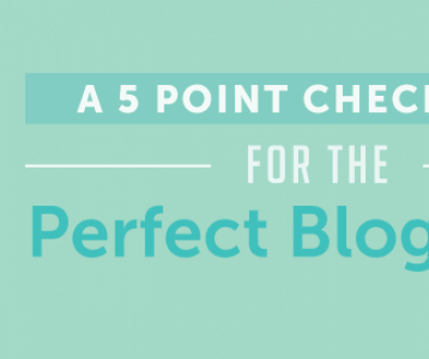 how-to-write-a-blog-post-5-point-checklist