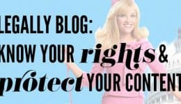 legally blog
